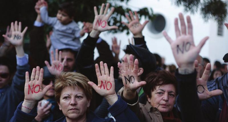 proteste cipro