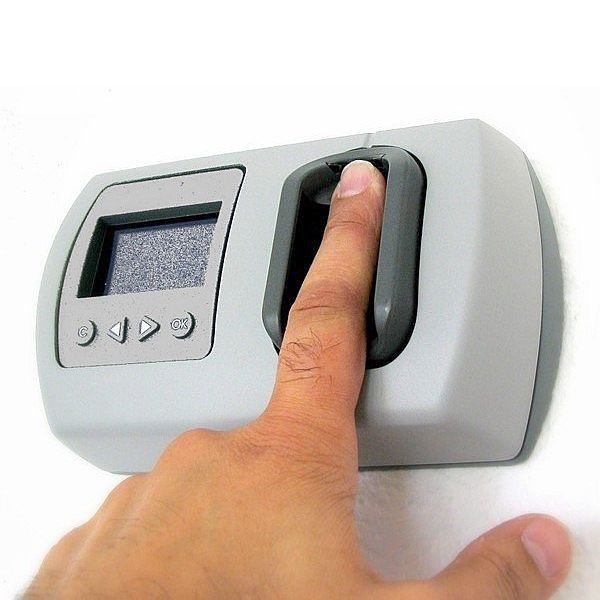 biometria impronte digitali