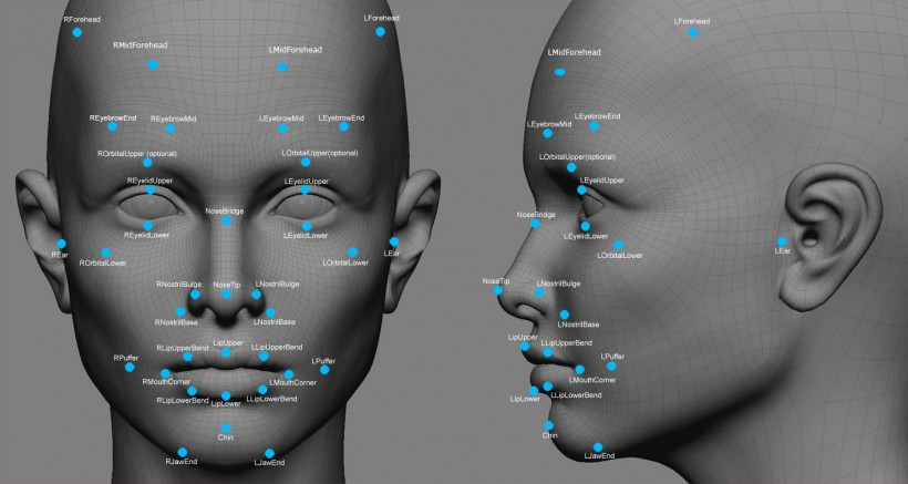 biometrica facciale