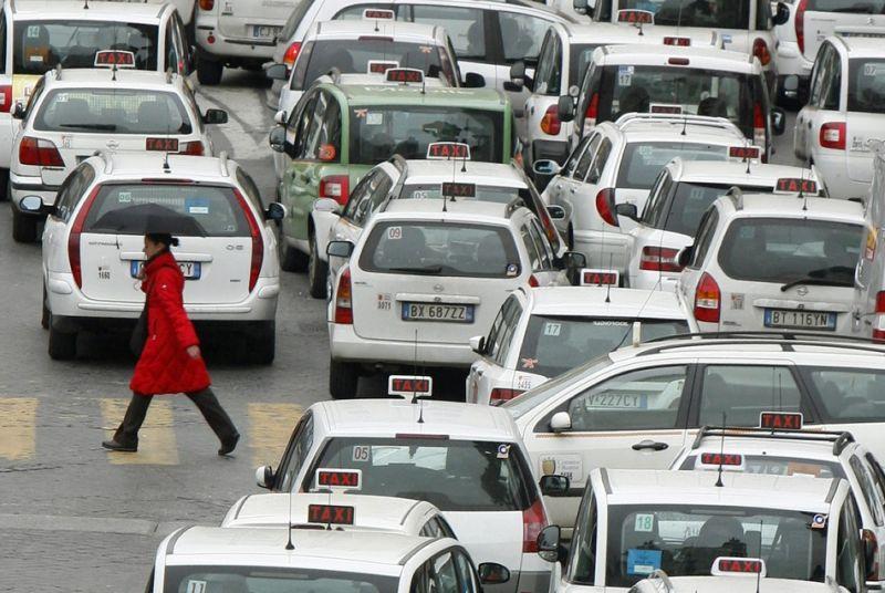liberalizzazione taxi