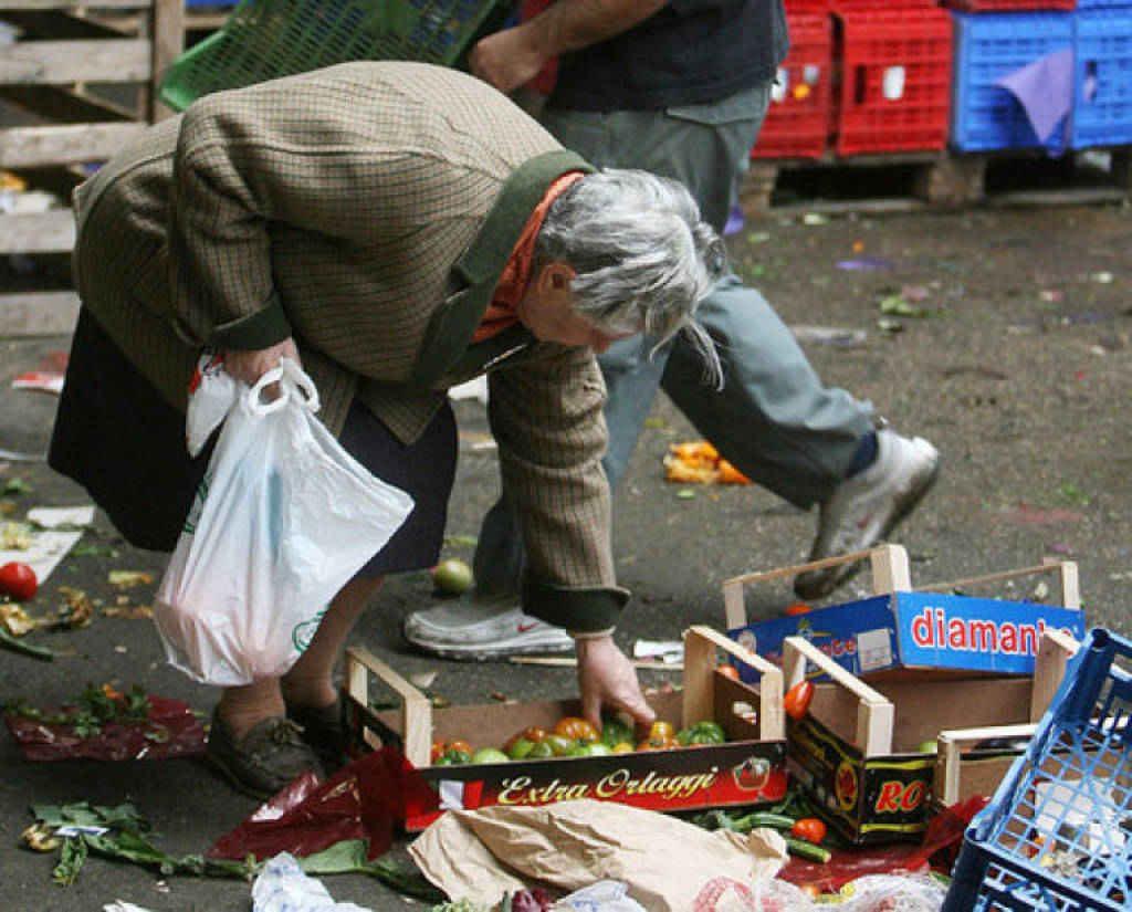 quanti poveri in italia