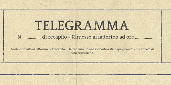 Auguri Matrimonio Telegramma : Come fare un telegramma guida alle modalità ai costi e
