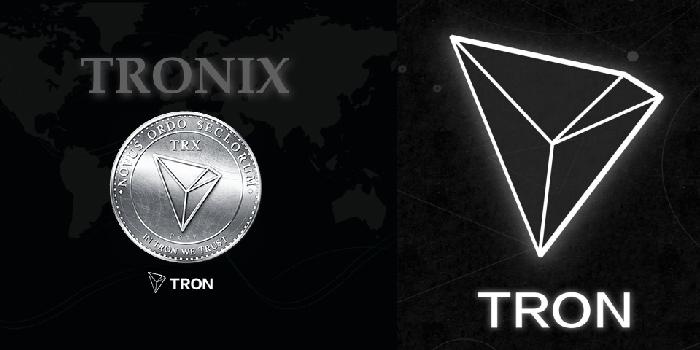 tron moneta virtuale