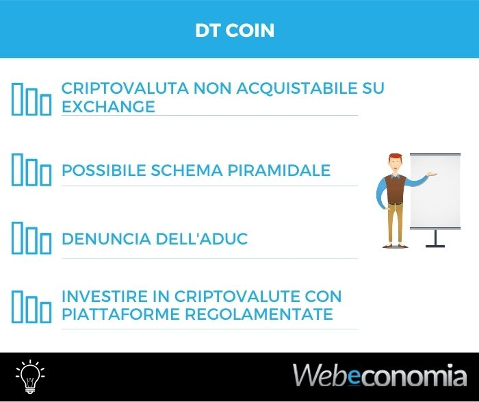 DT Coin recensione