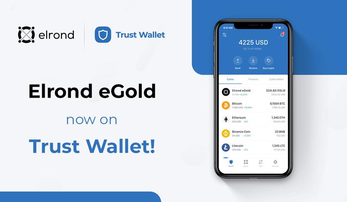 Elrond Wallet