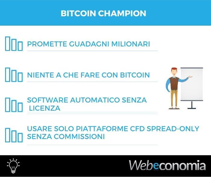 Bitcoin Champion Recensione