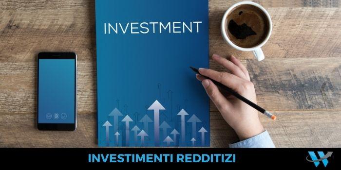 Investimenti redditizi