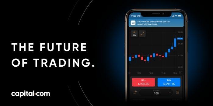 App mobile di Capital.com