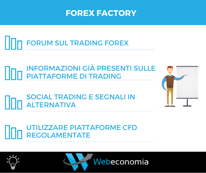 Forex Factory recensione