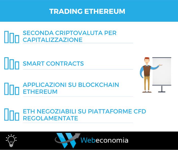 Trading Ethereum vantaggi