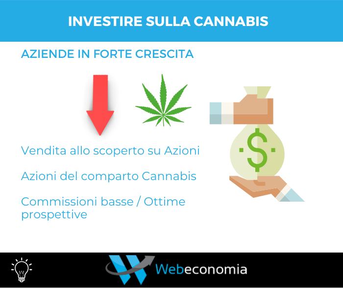 Investire sulla Cannabis