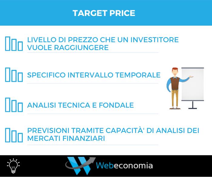 Target Price - Infografica
